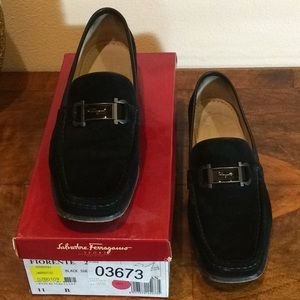 Feragamo loafers